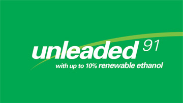 BP Unleaded 91